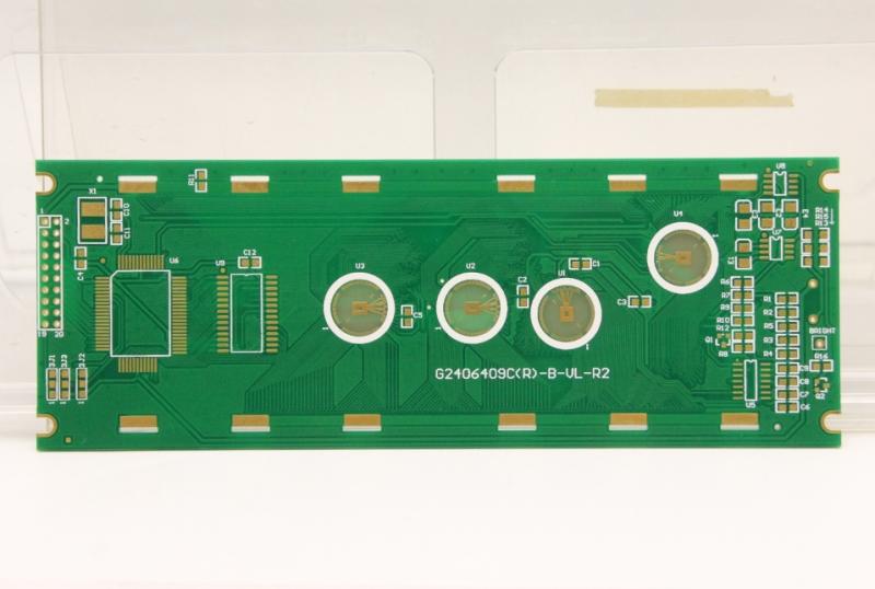 PCB板上为什么要沉金和镀金