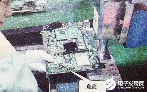 单手拿PCB板将会对电路板造成怎样的危害-线路板生产厂家