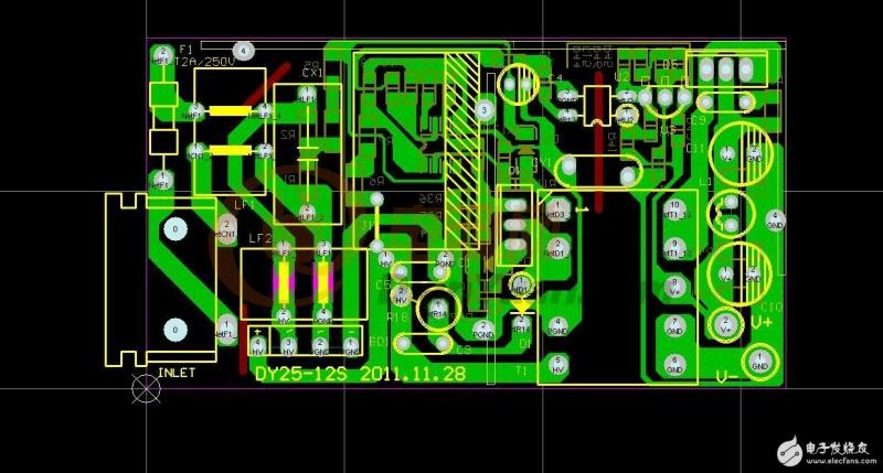 介绍开关电源PCB设计中的走线技巧