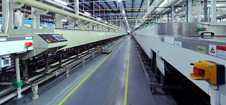 电路板电镀生产线的维护与保养